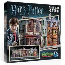 Harry Potter Hogwarts Diagon Alley Wrebbit 3d Jigsaw Puzzle