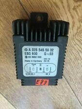 A0255455932   MERCEDES-BENZ  Control Unit Module