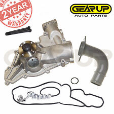 Premium Water Pump aw4114 fit 96-03 Ford E & F Series V8 7.3L Powerstroke Diesel
