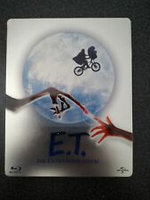 E.T.. Steelbook Blu-Ray
