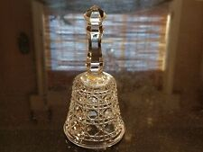 Gorgeous Antique Pressed Glass Bell