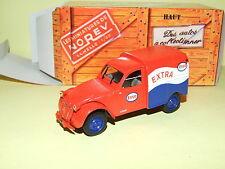 CITROEN 2CV N°071 AZU ESSO 1954 NOREV Boite