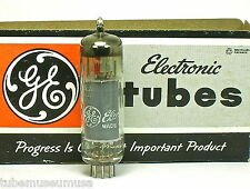 GE 6BQ5 EL84 TUBE MADE IN USA