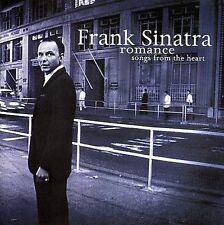 Romance: Songs from the Heart by Frank Sinatra (CD, Jan-2007, Capitol) Like New