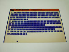 Microfich Ersatzteilkatalog Amazone Drillmaschine D 7 Stand 1986