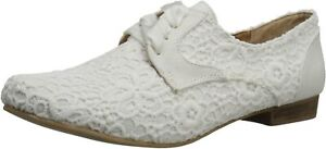 Not Rated Women's Eagle Eye Oxford, White, 9.5
