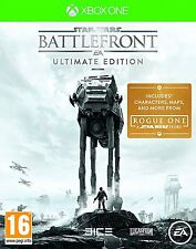 Star Wars Battlefront Ultimate Edition Xbox One NEW SEALED DISPATCHING BY 2 PM