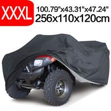 XXXL Waterproof ATV Storage Cover Cover Snow Protector For Polaris Honda Yamaha