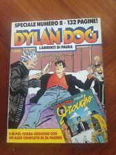 Speciale Dylan Dog 8 Labirinti Di Paura NO Albetto