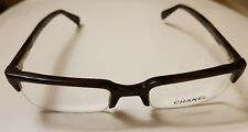 Authentic Chanel 3031 Rx Eyeglasses Frame Made In Italy 51/20 135 c.617
