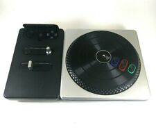 DJ Hero Wireless Turntable PS3 Playstation 3 Activision 95837809 Grey PS2