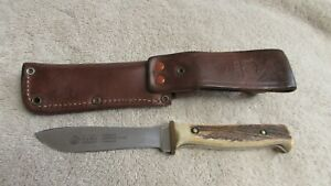"Puma Original Hunters""s Pal Knife 6397 W/ Sheath OrIGINAL"