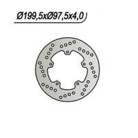 DISCO FRENO NG 130 199,5MM PIAGGIO 125 Hexagon GTX 11 2000-2015