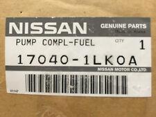 NEW OEM Genuine Nissan Fuel Pump Module Assembly 17040-1LK0A