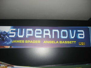 Theater Marquee Mylar Supernova