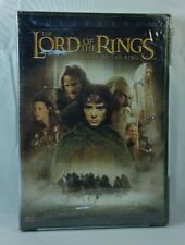 The Lord of the Rings: The Fellowship of the Ring (DVD, 2002, 2-Disc Fullscreen)