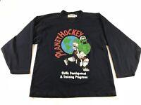 Planet Hockey USA Hockey Jersey Men's Size Medium Alpha Sportswear
