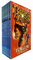 Adam Blade Beast Quest Series 3 Collection (13-18) Kaymon 6 Books Pack Set NEW