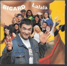 CD SINGLE 3 TITRES--BIGARD--LALALA--2001--NEUF / SEALED