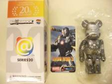"Medicom Bearbrick Series 20 S20 Secret SF ""War Machine"" Be@rbrick"
