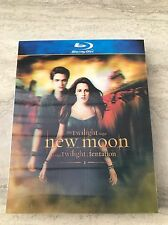 The Twilight Saga New Moon BLU-RAY Slipcover Poster Included