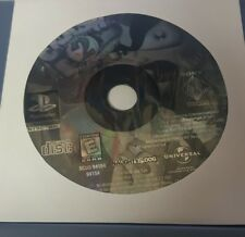 Crash Bandicoot 2: Cortex Strikes Back Sony PlayStation 1 Ps1 Disc Only moderate