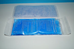 2 x Kalt Warm Kompresse +Vlies Kältekompresse Kühlkompresse Kühlkissen 12x29cm