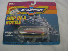 NEW MICRO MACHINES SHIP IN A BOTTLE RIVER QUEEN FROM 1990, #9