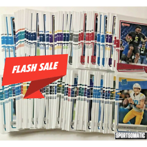 2020 Panini Donruss NFL Football Cards MINT/GEM MINT Full SET You Pick PYC!