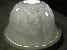 Tealight Dome Lights Starlight Lantern Christmas Holy Night 32010