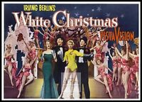 White Christmas 5    Movie Posters Musicals Classic & Vintage Films
