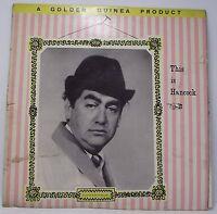TONY HANCOCK : THIS IS HANCOCK Vinyl LP Album 33rpm Mono PYE
