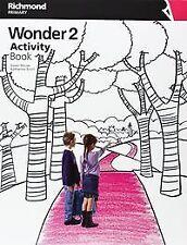 (14).WONDER 2º.PRIM.(ACTIVITY BOOK+CD). ENVÍO URGENTE (ESPAÑA)