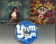YUM YUM Doot Doot RARE PROMO Radio DJ CD single USA 1997 MINT