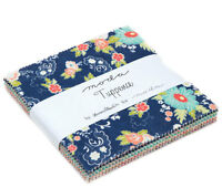 "FABRIC Moda Charm Pack ~ TUPPENCE ~ Shannon Gillman Orr 42 - 5"" squares"
