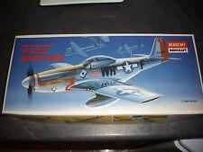 ACADEMY P-51D MUSTANG PLASTIC MODEL 1/72