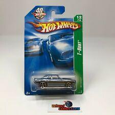 #530  '69 Camaro #172 * 2008 Hot Wheels Reg. Treasure Hunt * JD27