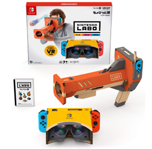 Nintendo Labo Toy-Con 04 VR Kit Simple version Japan NEW NIntendo Switch