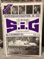 S i G  Supermarionation is Go magazine # 5 Gerry Anderson