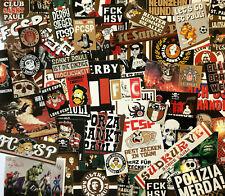 50 Ultra St. Pauli Aufkleber Stickerbomb Fanszene Sankt Pauli Hamburg FC USP