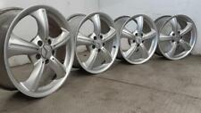 Set Of Genuine 17 Inch MERCEDES SLK Alloy Wheels Rims A1714011202 7.5J 8.5J