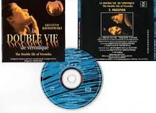 LA DOUBLE VIE DE VERONIQUE - Irène Jacob (CD BOF/OST) Zbigniew Preisner 1991