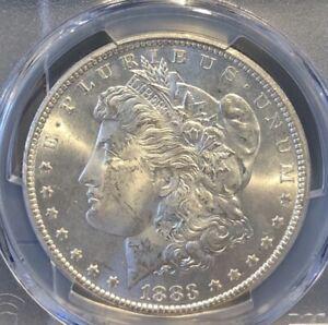 1883-CC Morgan Dollar MS64 PCGS