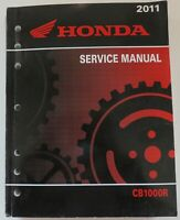 2011 Honda CB1000R Service Shop Manual OEM Paperback 61MFN00 OEM