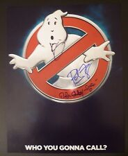 """KRISTEN WIIG & PAUL FEIG+1 Authentic Hand-Signed """"GHOSTBUSTERS 2016"""" 11x14 Photo"""