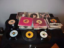 45 Rpm Single Records Lot Of 200+ Pop/Rock/R&B