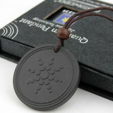 Unisex Quantum Pendant Necklace Scalar Orgon Energy neg ions EMF Protection