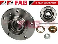 FOR BMW 3 SERIES 316 318 320 323 325 328 E46 FRONT WHEEL BEARING HUB KIT FAG