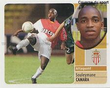 SOULEYMANE CAMARA # SENEGAL AS.MONACO VIGNETTE STICKER  PANINI FOOT 2003