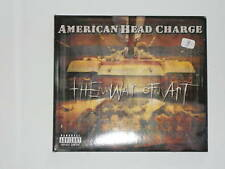 AMERICAN HEAD CHARGE -The War Of Art- CD